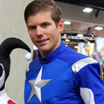 SDCC 2012: Cosplay Round-Up: Harley Quinn and Captain America