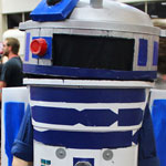 SDCC 2012: Cosplay Round-Up: R2-D2