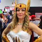 SDCC 2012: Cosplay Round-Up: She-Ra
