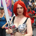 SDCC 2012: Cosplay Round-Up: Red Sonja