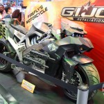 SDCC 2012: G.I. Joe Retaliation: Fireflys Motorcycle