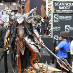 SDCC 2012: Sideshow Collectibles: Lord of the Rings Sauron statue