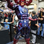 SDCC 2012: Sideshow Collectibles: Galactus statue