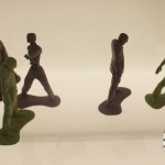 SDCC 2012: The Walking Dead army men figures