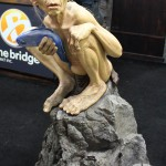 SDCC 2012: Weta Workshop life-sized Gollum statue