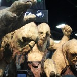 SDCC 2012: Weta Workshop life-sized Troll statues