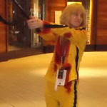 Dragon*Con 2012: Cosplay: Kill Bill
