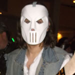 Dragon*Con 2012: Cosplay: Casey Jones