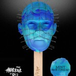 Horror Movie Ice Cream Pinhead Image