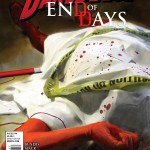 Daredevil End of Days Preview cover