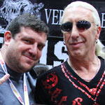 NYCC 2012: Dee Snider and Stoogeypedia