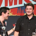 NYCC 2012: Firefly 10th Anniversary panel: Sean Maher and Nathan Fillion