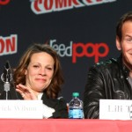 NYCC 2012: The Conjuring panel: Lili Taylor