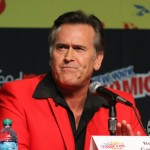 NYCC 2012: Evil Dead panel: Bruce Campbell
