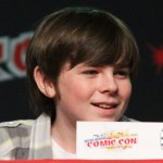 NYCC 2012: The Walking Dead panel: Chandler Riggs