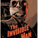 Francesco Francavilla The Invisible Man