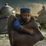 Oz The Great And Powerful Bellhop Monkey