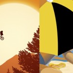 Mondo Posters For JAWS and E.T.