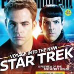 Star Trek Into Darkness EW Cover