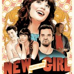 New Girl Paleyfest Poster