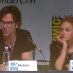 Billy Burke and Tracy Spiridakos