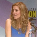 WonderCon 2013: Revolution panel: Elizabeth Mitchell