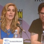 Elizabeth Mitchell and Billy Burke