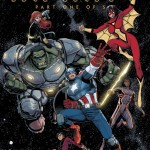 Marvel's Inifinity #1 Variant Cover