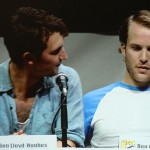 SDCC 2013: Divergent panel: Ben Lloyd-Hughes and Ben Lamb