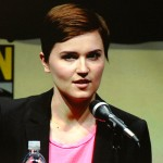 SDCC 2013: Divergent panel: author Veronica Roth