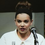 SDCC 2013: Enders Game panel: Hailee Steinfeld