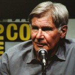 SDCC 2013: Enders Game panel: Harrison Ford 03