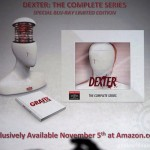 SDCC 2013: Dexter panel: Complete Series Box Set packaging 02