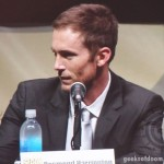 SDCC 2013: Dexter panel: Desmond Harrington