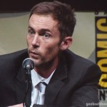 SDCC 2013: Dexter panel: Desmond Harrington 02