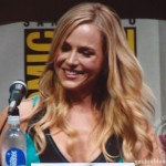 SDCC 2013: Dexter panel: Julie Benz