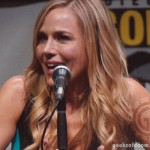 SDCC 2013: Dexter panel: Julie Benz 03