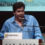 SDCC 2013: Dexter panel: moderator Ralph Garman