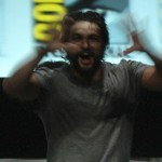 SDCC 2013: Game of Thrones panel: Jason Momoa