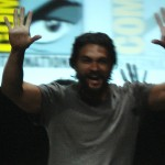 SDCC 2013: Game of Thrones panel: Jason Momoa 03