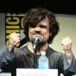 SDCC 2013: Game of Thrones panel: Peter Dinklage