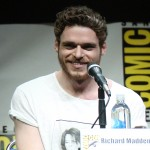 SDCC 2013: Game of Thrones panel: Richard Madden