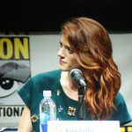SDCC 2013: Game of Thrones panel: Rose Leslie 02