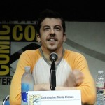 SDCC 2013: Kick-Ass 2 banner: Christopher Mintz-Plasse