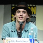 SDCC 2013:The Mortal Instruments: City of Bones panel: Jamie Campbell Bower