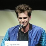 SDCC 2013: The Amazing Spiderman 2 panel: Andrew Garfield 02
