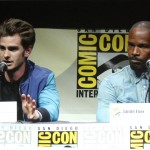 SDCC 2013: The Amazing Spiderman 2 panel: Andrew Garfield and Jamie Foxx