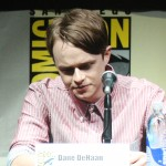 SDCC 2013: The Amazing Spiderman 2 panel: Dane DeHaan