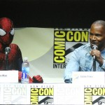 SDCC 2013: The Amazing Spiderman 2 panel: Spider-Man and Jamie Foxx