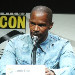 SDCC 2013: The Amazing Spiderman 2 panel: Jamie Foxx